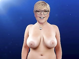 Laurence Boccolini: Parodie sexy du Maillon faible