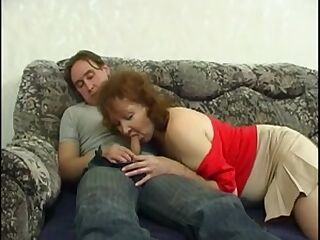 Fucked Into Ass Granny has 13 LOUD Anal Orgasms
